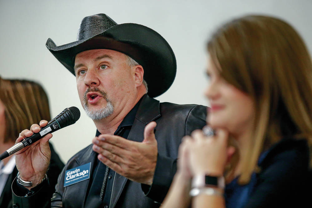 New Mexico candidate's role in loan questioned