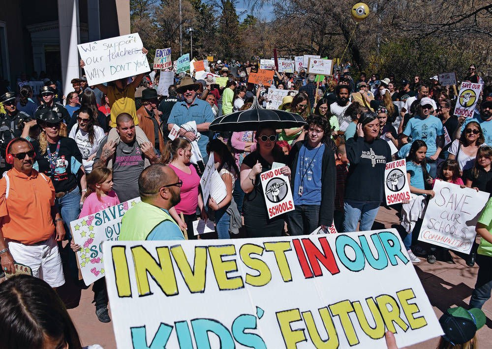 SFPS 'snow day for activism' prompts state investigation