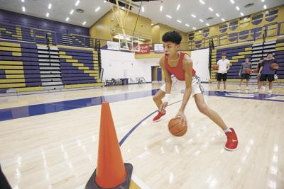 Love conquers all for Santa Fe High hoops star