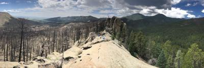 Philmont rises a year after wildfires