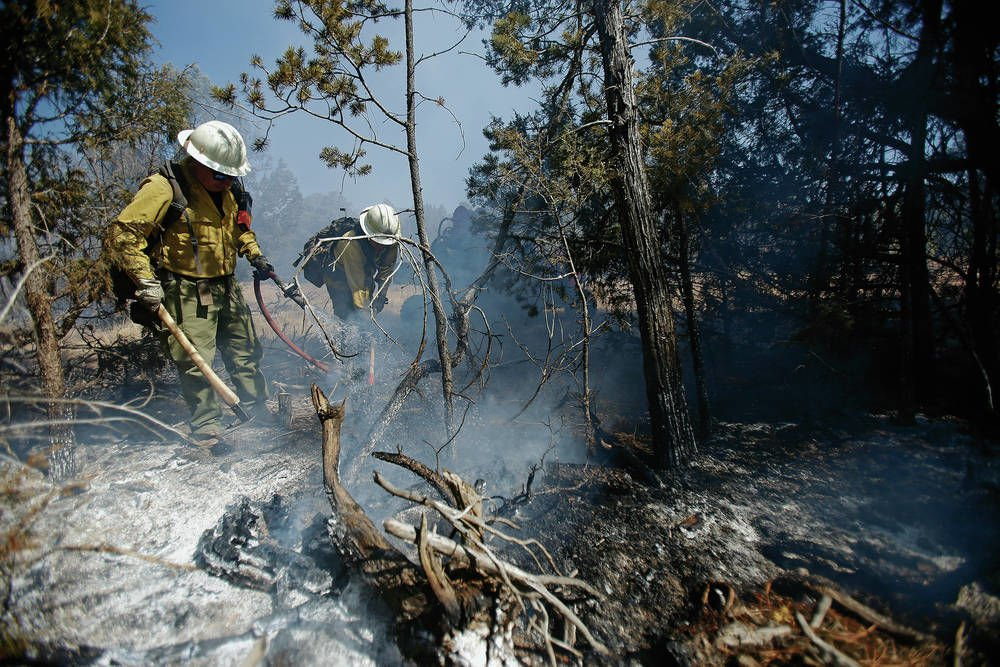 Bracing for a big one this wildfire season