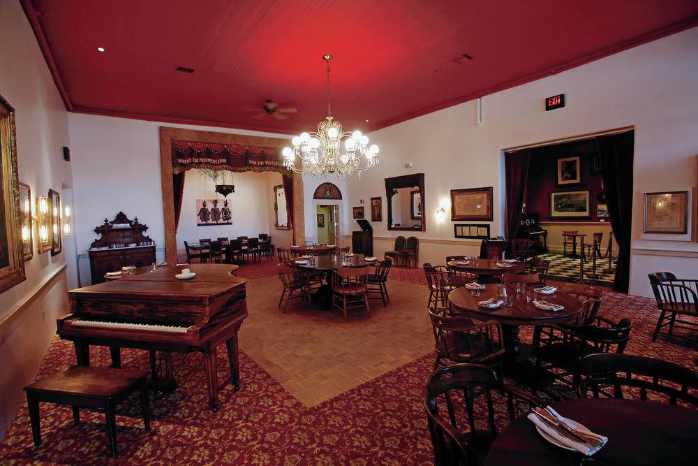 Legal Tender in Lamy restored to 1880s feel