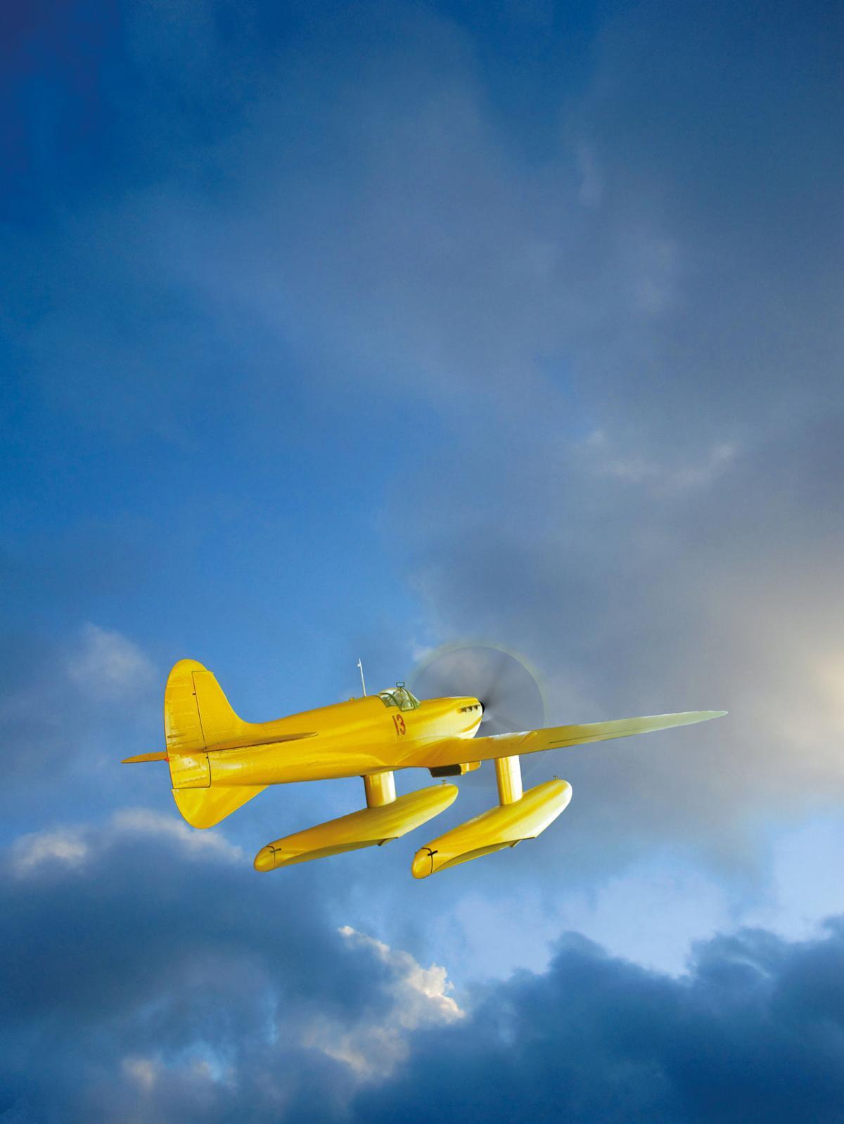 Flights of fancy: Patrick Nagatani's