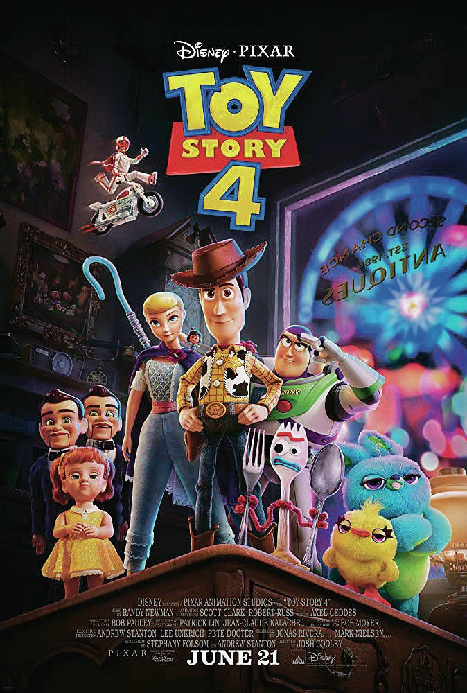 Kid's take on movies: 'Toy Story 4'
