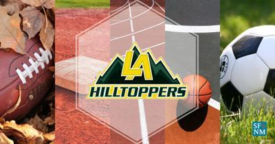 Los Alamos Hilltoppers logo
