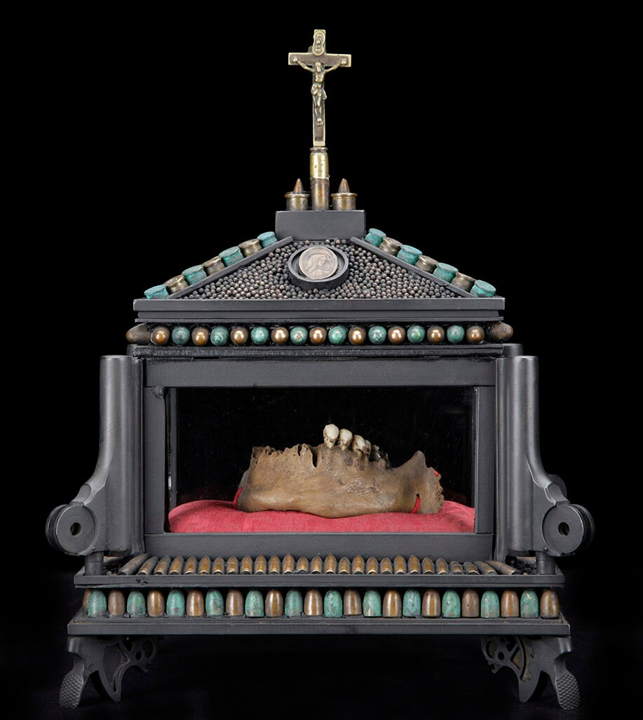 Tiny symbols of faith: Martha Egan's 40-year study of relicarios
