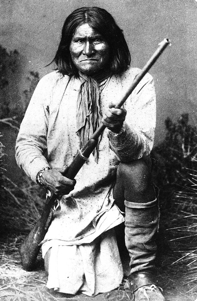 Trail Dust: Looking back on Geronimo's surrender, the end of the Apache wars