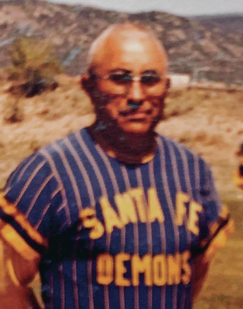 Coach led Santa Fe High to state baseball title in '77