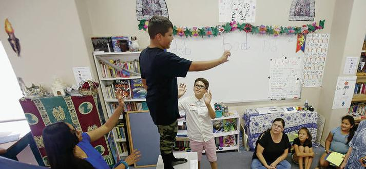 Summer reading program boosts students' skills and confidence