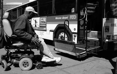 Public transit: Improving life for students with disabilities