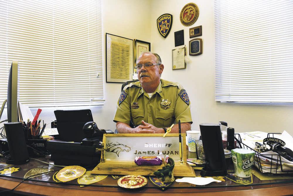 Campus should ban Rio Arriba sheriff's staff