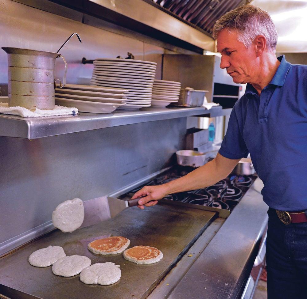 Santa Fe Culinaria: A side of pancakes