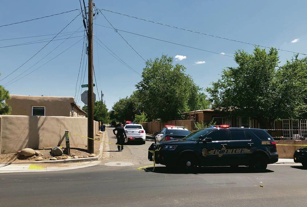 Santa Fe police investigate Barela Lane shooting