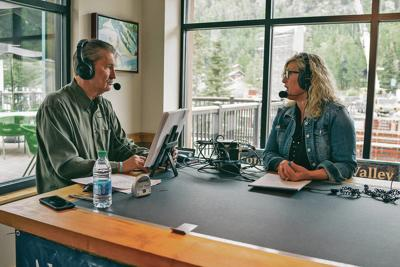 Two experts bring their knowledge of local housing to the airwaves