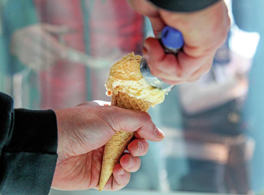 La Lecheria's craft ice cream empire makes the leap downtown