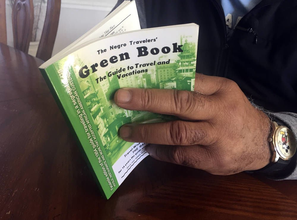 Path of 'Green Book' also came through New Mexico