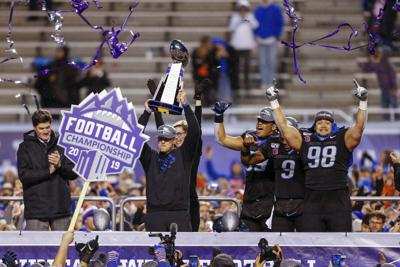 Mountain West Championship Football