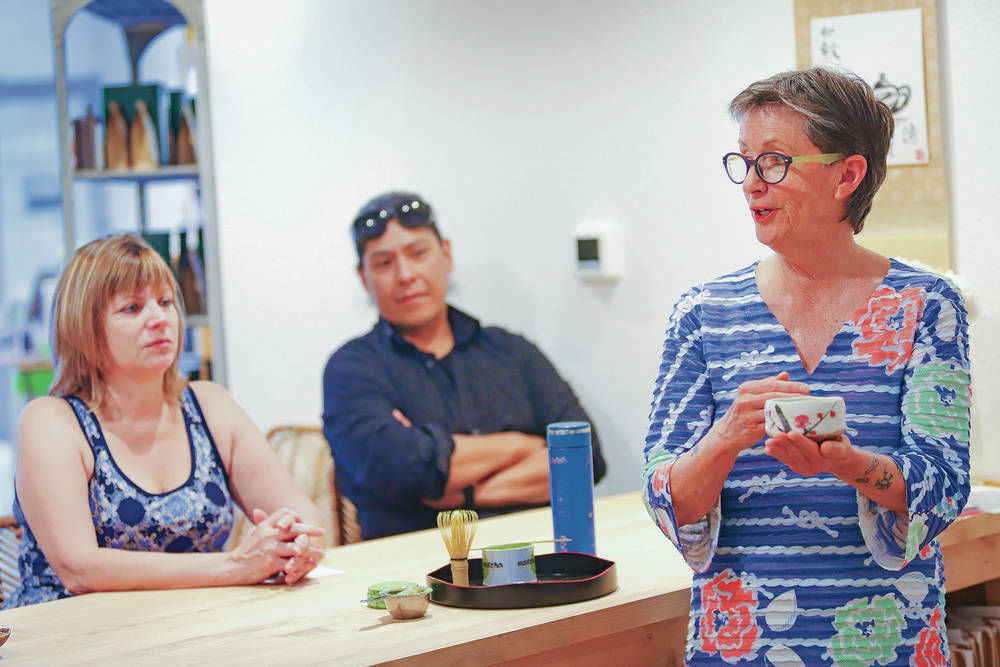 In expanded space, ArtfulTea offers world of varieties — and classes