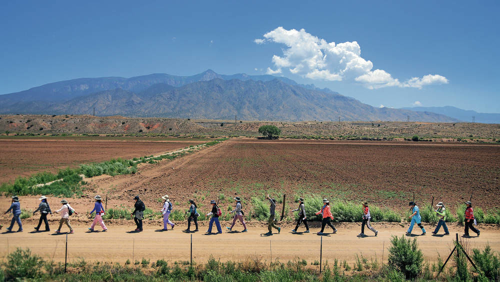 A smaller Chimayó pilgrimage