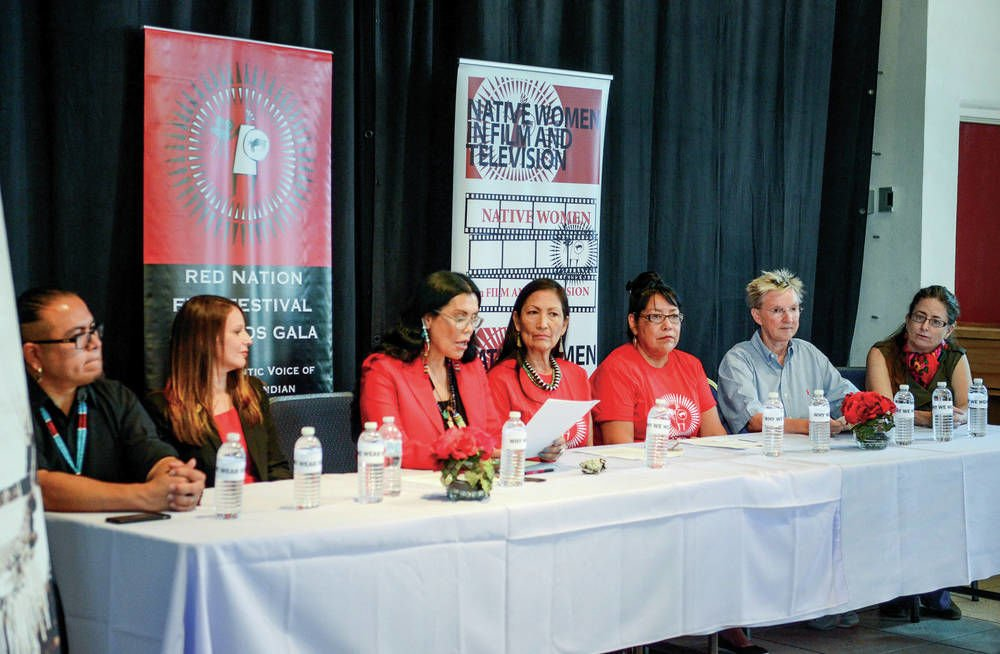 Native American women take stand against violence