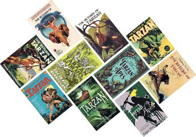 A look back at how Tarzan swung into immortality