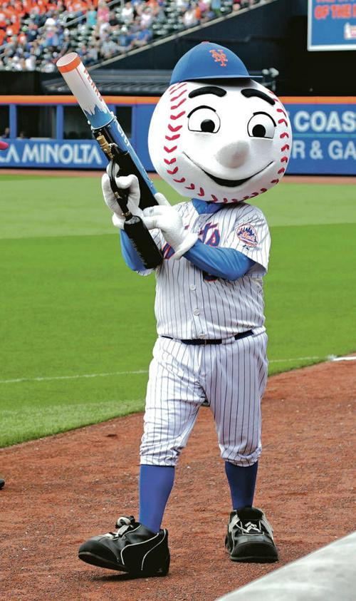 Mr Met Not Alone In Nefarious Mascot Actions Sports