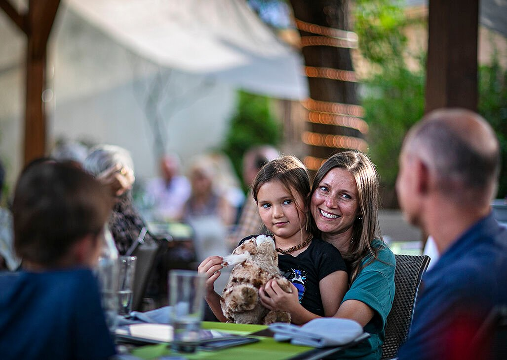 Dining outside the box: a patio round up
