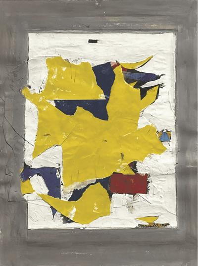 Beatrice Mandelman at 203 Fine Art