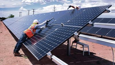 SFPS installs solar panels to cut schools' energy costs