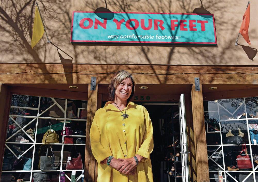 Santa Fe Shoe Store On Your Feet