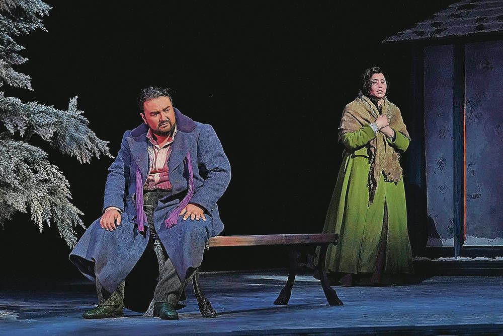 SFO season opener 'La bohème' plays to company's strengths