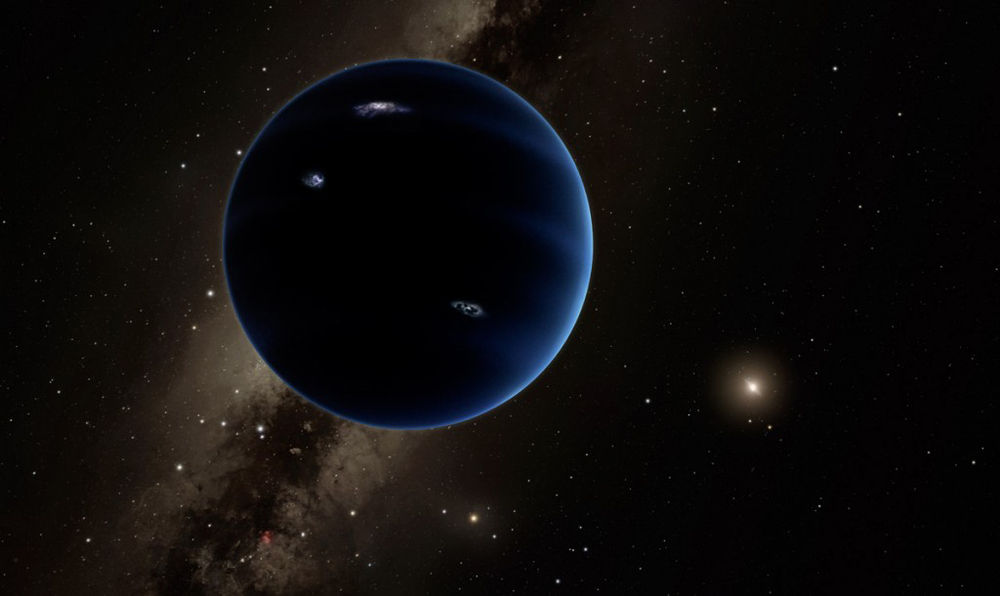 New evidence suggests ninth planet at solar system's edge