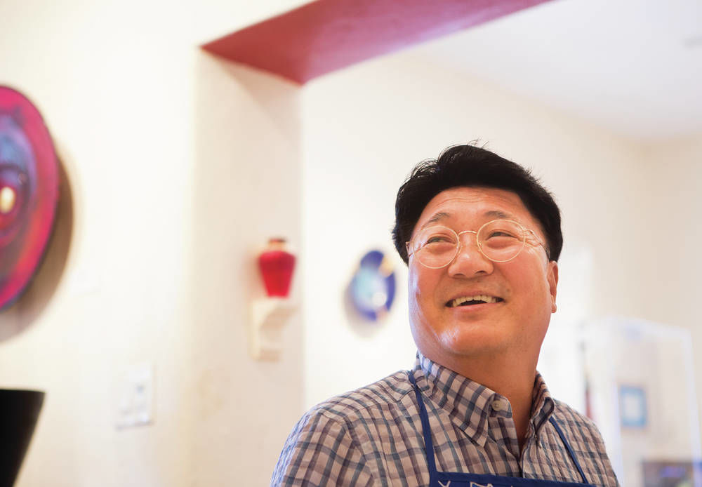 Diplomats from South Korean city part of art exchange with Santa Fe