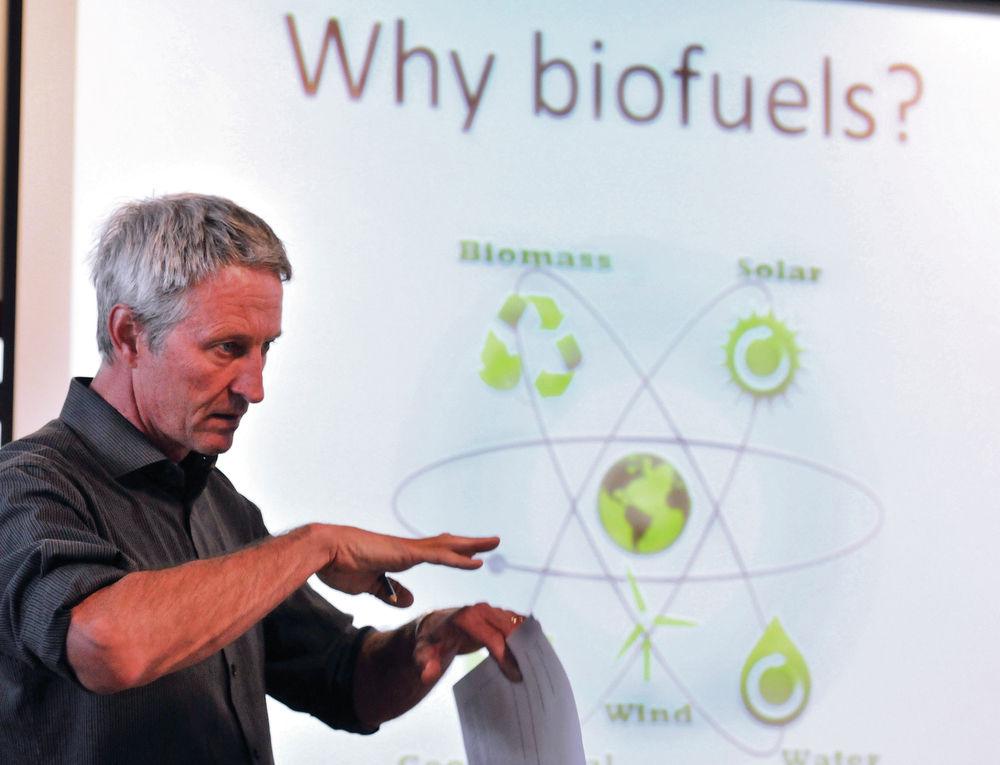 SFCC, biofuels company partner to develop renewable, energy-efficient farming