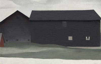 O'Keeffe Museum acquires rare painting