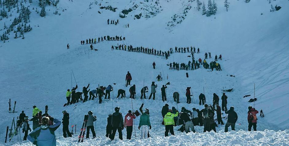 One skier dies, another critically injured in Taos avalanche