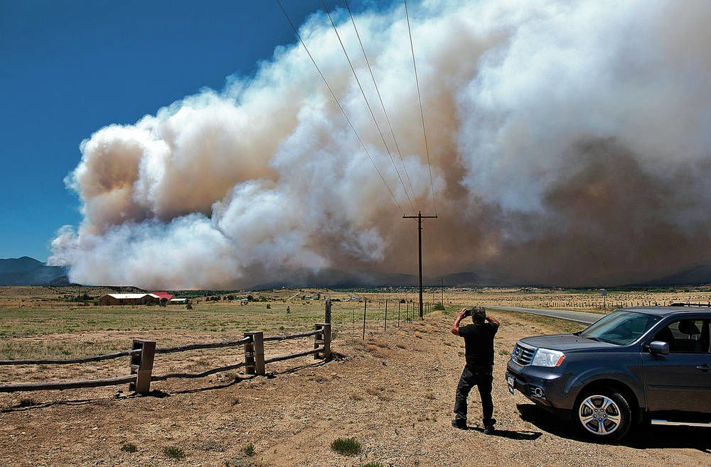 Ute Park Fire's aftermath: Water supply woes, economic damage