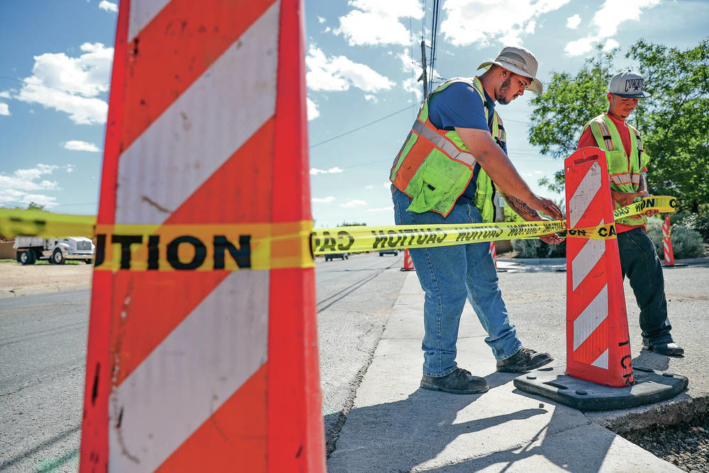 Department of Transportation to repair parts of major Santa Fe roads