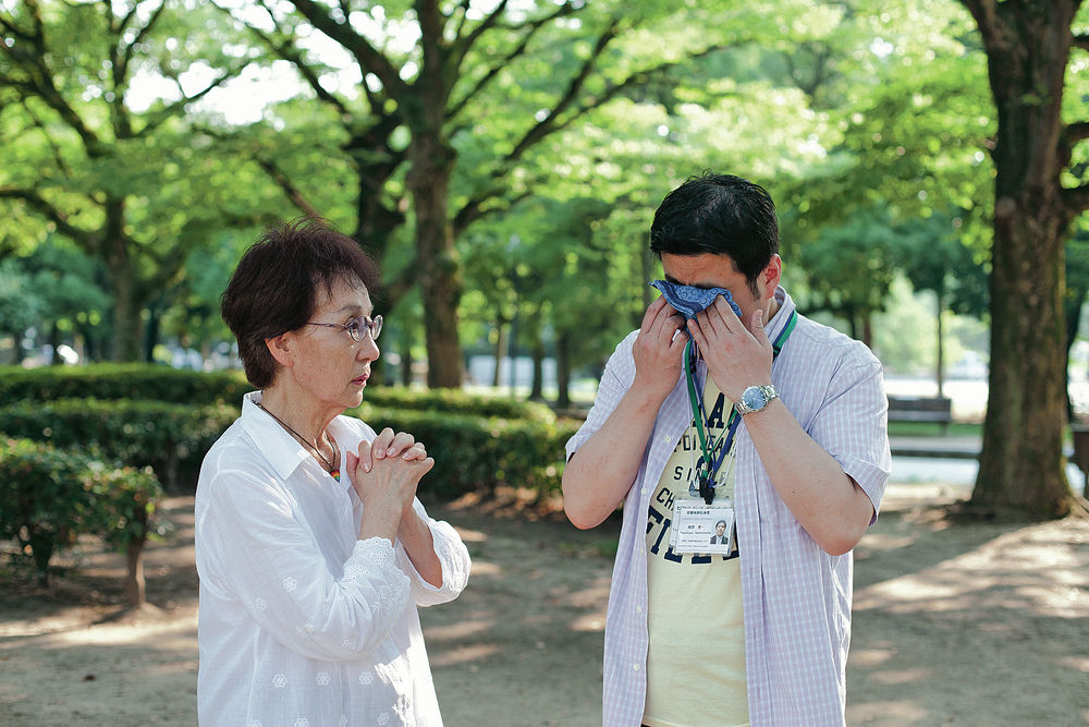70 years later, Hiroshima survivors have a plan to keep memories alive