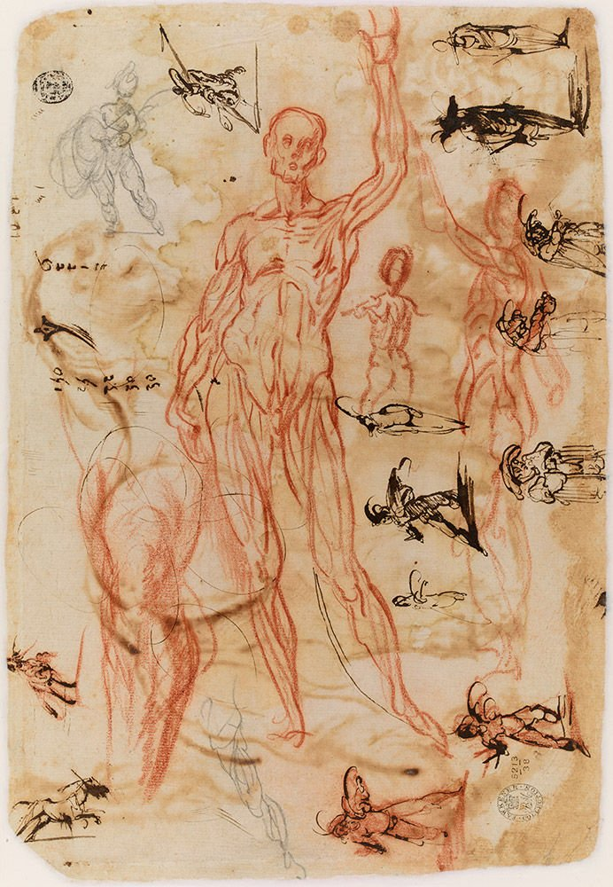 Paper trail: Drawings from the British Museum | Museum Shows ...