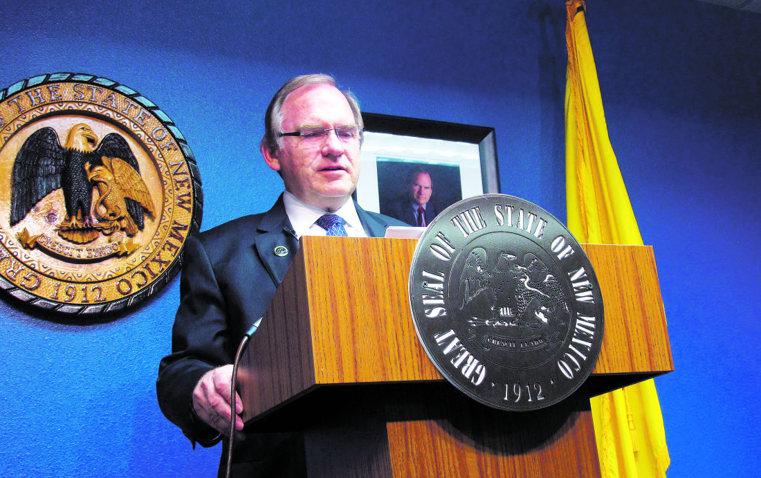 AG King says he's more ready than ever to be governor