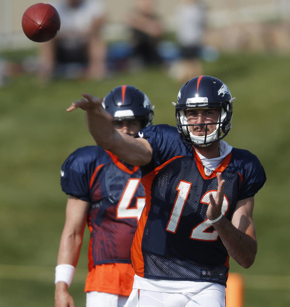 Broncos Give Up On QB Lynch, First-round Bust