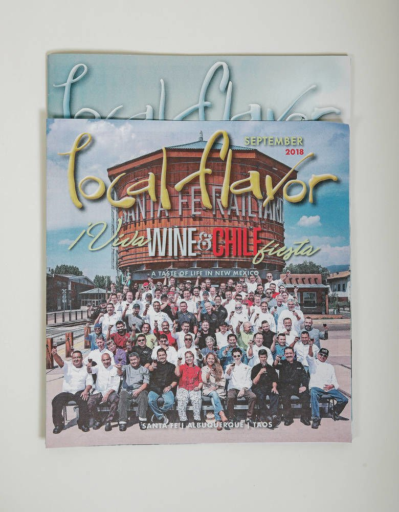 'Local Flavor' magazine changing its look