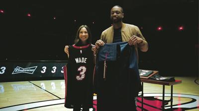 1918219e7251 Santa Fe lawyer thanks retiring NBA star Dwyane Wade for paying ...