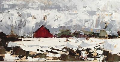 Sandra Pratt at Giacobbe-Fritz Fine Art