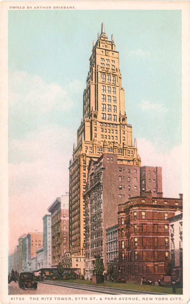 08 O'Keeffe's Ritz Tower 2