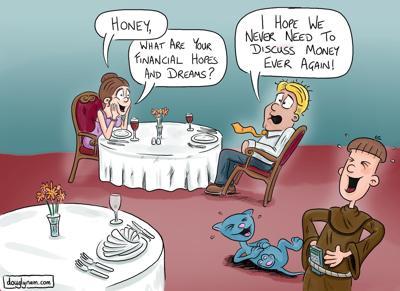 Doug Lynam cartoon