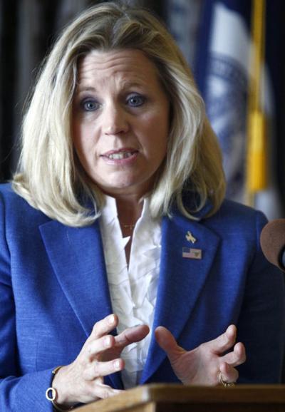 Liz Cheney quitting bid to unseat Wyoming's Enzi   News ...