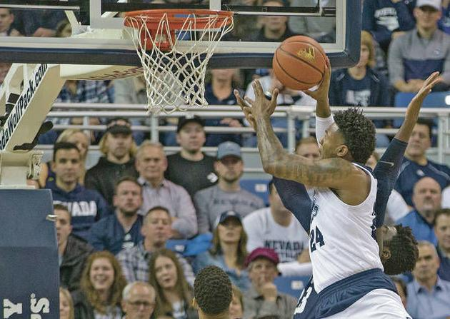 No  6 Nevada, which sent Lobos spiralling two years ago