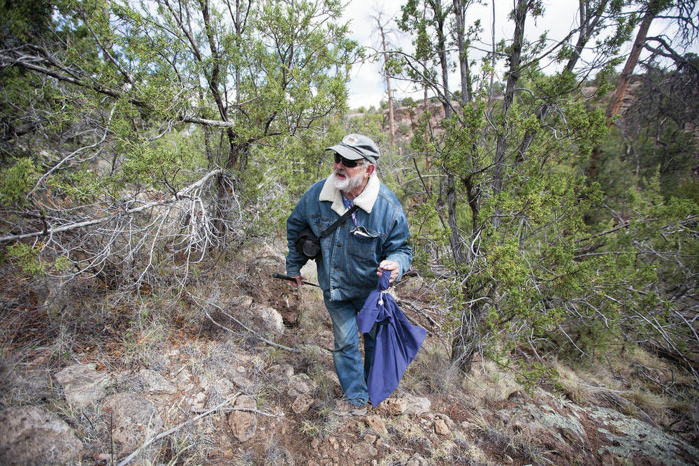 New Mexico's 'snake guy' is setting the record straight